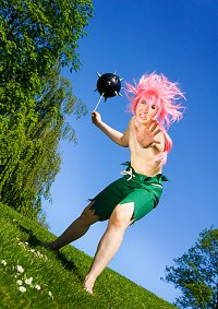 Cosplay-Cover: Tombi