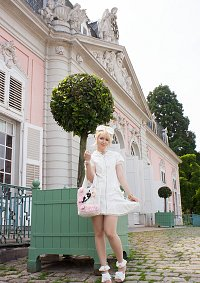 Cosplay-Cover: White Princess ♥