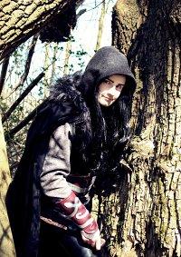 Cosplay-Cover: Vax'ildan (Critical Role)