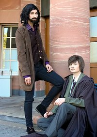 Cosplay-Cover: Sirius Black