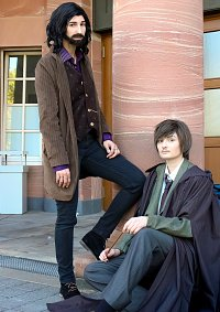 Cosplay-Cover: Remus J. Lupin [Prisoner of Azkaban]