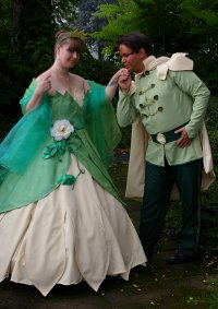 Cosplay-Cover: Prince Naveen (The Princess and the Frog)
