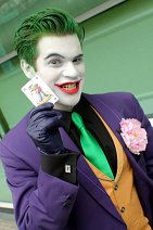 Cosplay-Cover: Joker [Brian Bolland]