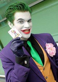 Cosplay-Cover: Joker [Brian Bolland]