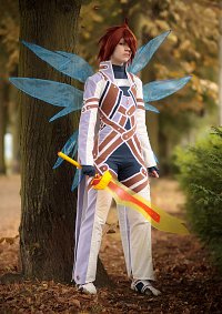 Cosplay-Cover: Kratos Aurion [Angel of Cruxis]