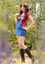 Cosplay-Cover: Weibliche Super Mario ♥