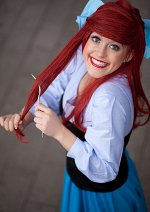 Cosplay-Cover: Arielle/Ariel [Kiss the Girl]