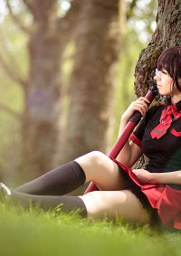 Cosplay-Cover: Saya Kisaragi