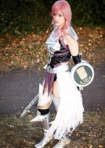 "Cosplay-Cover: Claire ""Lightning"" Farron [Valkyrie]"