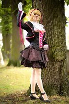 Cosplay-Cover: Rin [Sandplay singing of the Dragon]