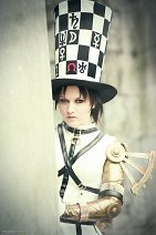 Cosplay-Cover: Alice - Hattress