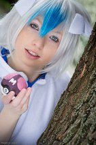Cosplay-Cover: Latios (Gijinka)