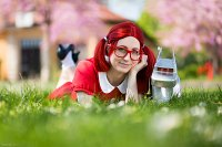 Cosplay-Cover: Fire Eyes [Secret of Evermore]