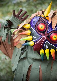 Cosplay-Cover: Horror Kid