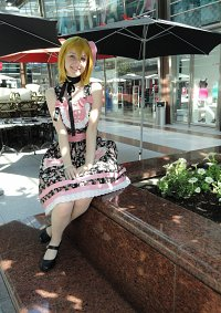 Cosplay-Cover: Sasaki Yuuta [Rose Dress]
