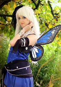 Cosplay-Cover: Blue Butterfly
