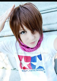 Cosplay-Cover: Kiryuuin Shou 鬼龍院 翔  - Tamiya Shirt