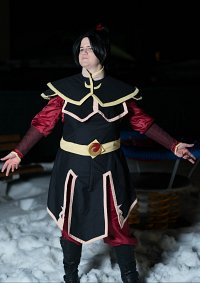 Cosplay-Cover: Azula (3. Buch)