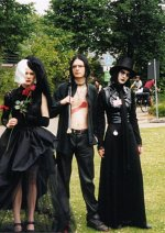 Cosplay-Cover: Kurai - Black Wedding Dress