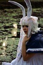 Cosplay-Cover: White Rabbit 【Gijinka】