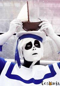 Cosplay-Cover: Skeleton Boy