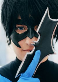 Cosplay-Cover: Dick Grayson | Nightwing