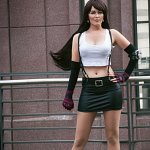 Cosplay: Tifa Lockhart