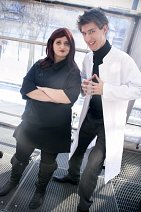 Cosplay-Cover: Dr. Heinz Doofenschmirtz