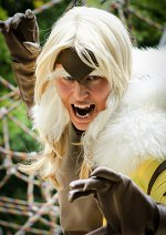 Cosplay-Cover: Sabretooth