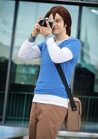 Cosplay-Cover: Peter Parker [Spectacular Spider-Man]