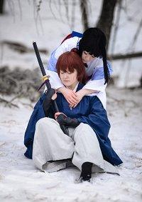 Cosplay-Cover: Kenshin Himura (Battousai)