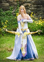 Cosplay-Cover: Zelda (25th anniversary) Eigenkreation