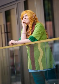 Cosplay-Cover: Marielle