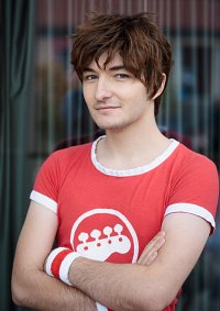 Cosplay-Cover: Scott Pilgrim