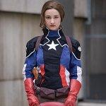 "Cosplay: Captain America [Margaret ""Peggy"" Carter]"