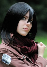 Cosplay-Cover: Mikasa