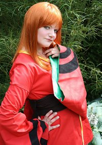 Cosplay-Cover: Asuka