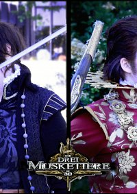 Cosplay-Cover: Athos (Musketiere2011)