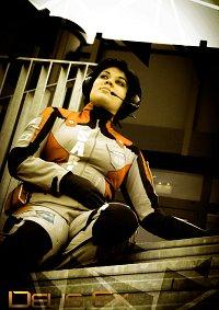 Cosplay-Cover: Fardiah Malik [Deus Ex: Human Revolution]