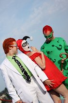 Cosplay-Cover: Harley Quinn (Mad Love)