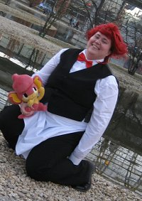 Cosplay-Cover: Maik