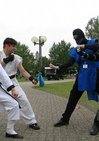 Cosplay-Cover: Sub-Zero (Movie Version)
