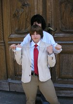 Cosplay-Cover: Light Yagami