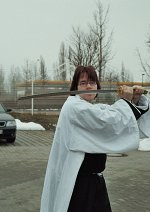 Cosplay-Cover: Aizen Souske