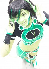 Cosplay-Cover: Jade (Ame-Comi)