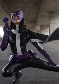Cosplay-Cover: Huntress (Nicola Scott)