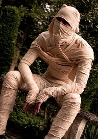 Cosplay-Cover: Rod the rotten mummie