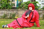 Cosplay-Cover: Mme Red