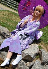 Cosplay-Cover: Heroine [Kimono]