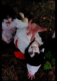Cosplay-Cover: Zombie [Kimono]